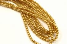 Perle skleněné lesklé