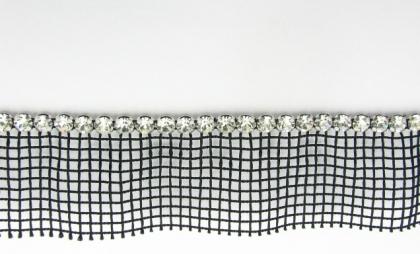 kovová borta, 1řad, šat.ss19, krystal-stříbro-černý stram.1okraj_491-31901.JPG